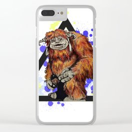 Labyrinth's Ludo Clear iPhone Case