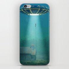 UFO I iPhone & iPod Skin