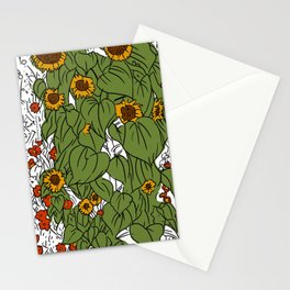 The Great Prairie Stationery Cards