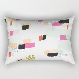 Confetti No.1 Rectangular Pillow