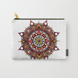 mandala 004 Carry-All Pouch