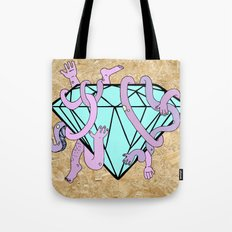 DIAMOND HANDS Tote Bag