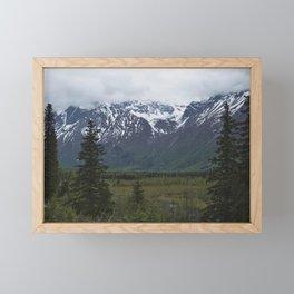 Fresh Mountain Air Framed Mini Art Print