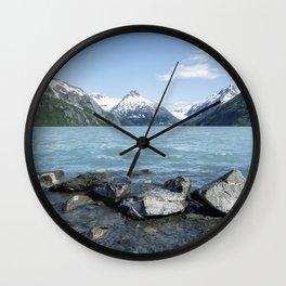 Portage Lake, No. 1 Wall Clock