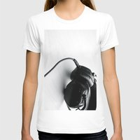 headphones T-shirts featuring Headphones. by CATHERINE DONOHUE