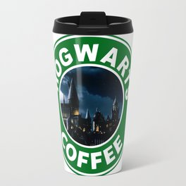 Potter's Coffee Travel Mug