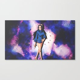 Nico Robin Canvas Print