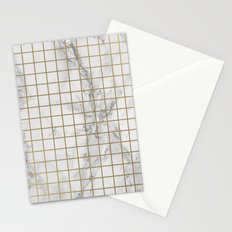Marble #12 Stationery Cards