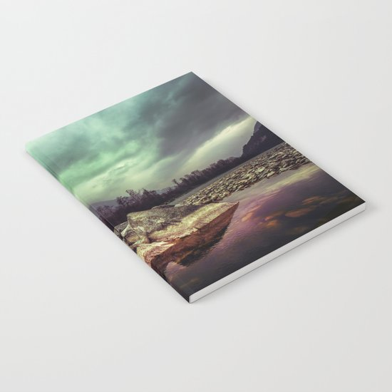 Mystic River Notebook