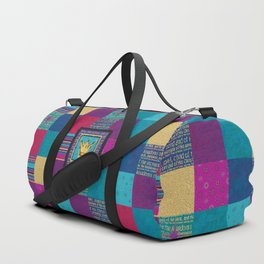 King of Kings Crowns Amanya Design Duffle Bag