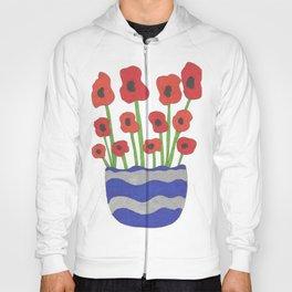A Dozen Poppies Hoody