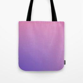 TAINTED CANDY - Minimal Plain Soft Mood Color Blend Prints Tote Bag