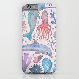 Et coloris natura VI iPhone Case