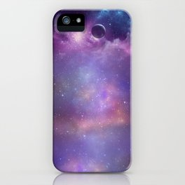 Trip to Neptune iPhone Case