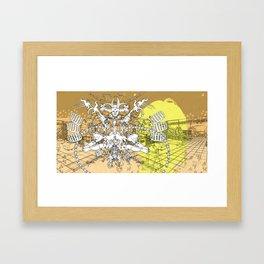 Supplication Framed Art Print