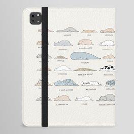 Moody Animals batch 2 iPad Folio Case