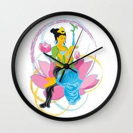01 - KUANYING Wall Clock
