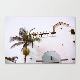 Santa Barbara Vibes Canvas Print