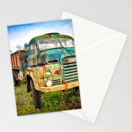 Moldy Old Truck 2011 Stationery Cards