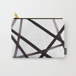 pylon, industrial, minimal, lines, ink Carry-All Pouch