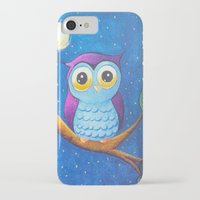 charmaine olivia iPhone & iPod Cases featuring Olivia by Talisha