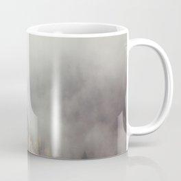 Foggy Elephant Mountain Coffee Mug