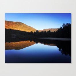New Hampshire Reflection Canvas Print