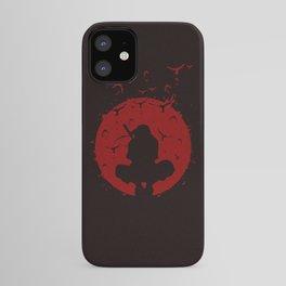 Ninja Silhouette iPhone Case