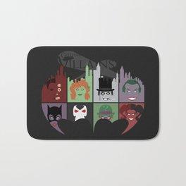 Gotham Villains Bath Mat