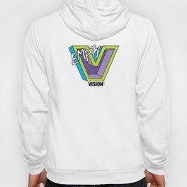 Empty V (purple) Hoody