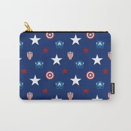 The Star Spangled Man With A Plan Carry-All Pouch
