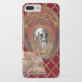 curator iPhone Case