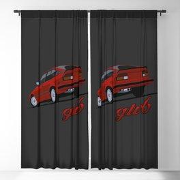 Alfa GTV6 Blackout Curtain