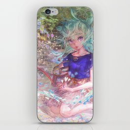 Heart Level Up: Color Your World iPhone Skin