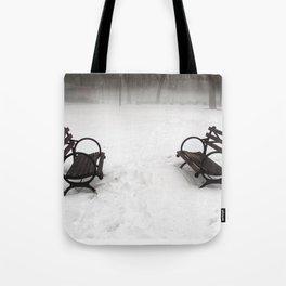 N.Y. Bench Tote Bag