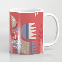 BIRDS AND FLOWERS 2 Coffee Mug