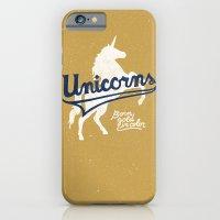 Unicorns iPhone 6s Slim Case