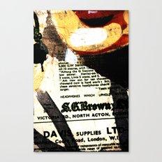 Low power Canvas Print