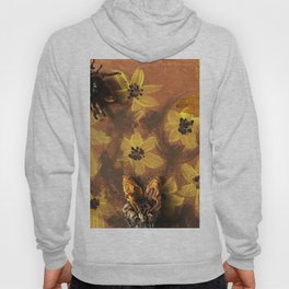 Sunflower Garden Artwork Hoody