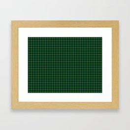 Muir Tartan Framed Art Print