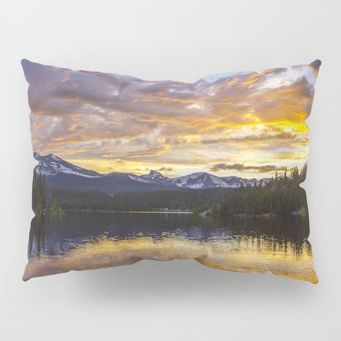 Mile High Sunset Pillow Sham