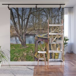 Altes Wehr Wall Mural