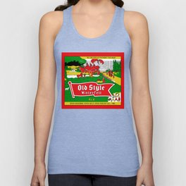 Old Style Northern Ale Unisex Tank Top