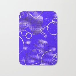 Texture #26 in Blue Bath Mat