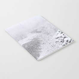 Light Snowfall Notebook