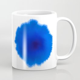 Blue splash Coffee Mug