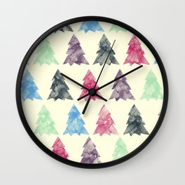Lovely Pattern Wall Clock