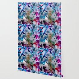 Color Flakes Wallpaper