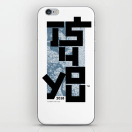 'ts 4 you iPhone Skin