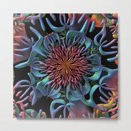 die Blume (the Flower) Metal Print